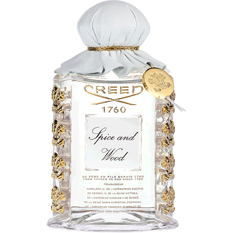 Perfume Spice And Wood From Creed Nose Paris Retail Concept