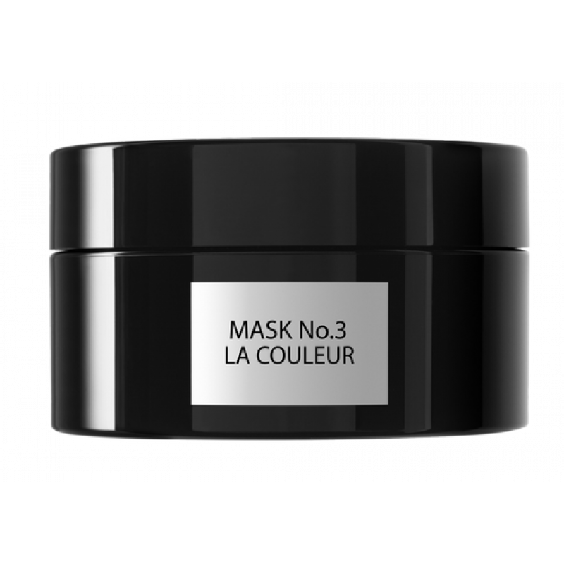 Mask No. 3 : La Couleur
