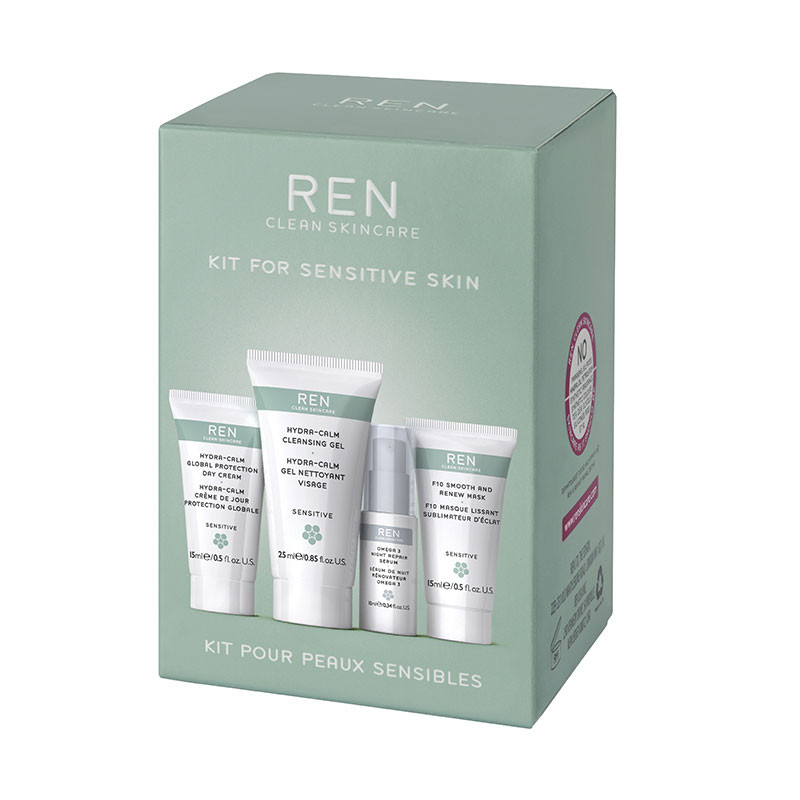 Kit For Sensitive Skin