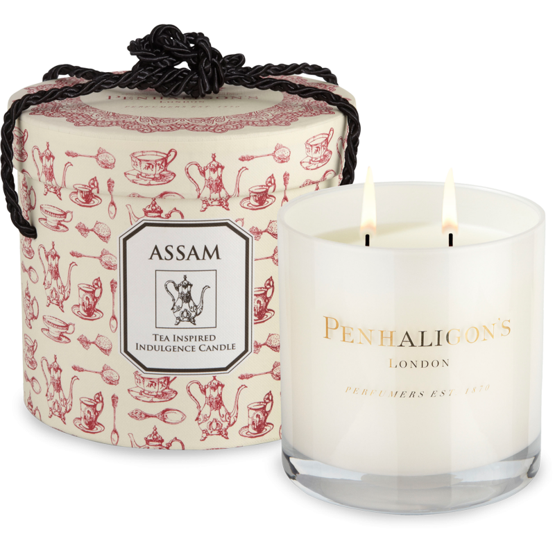 Assam Tea Candle