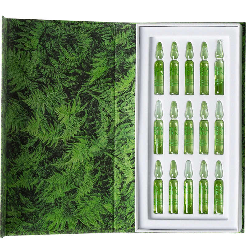 Phytoactive Illuminating Ampoules
