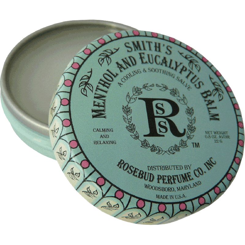 Smiths Menthol and Eukalyptus Balm