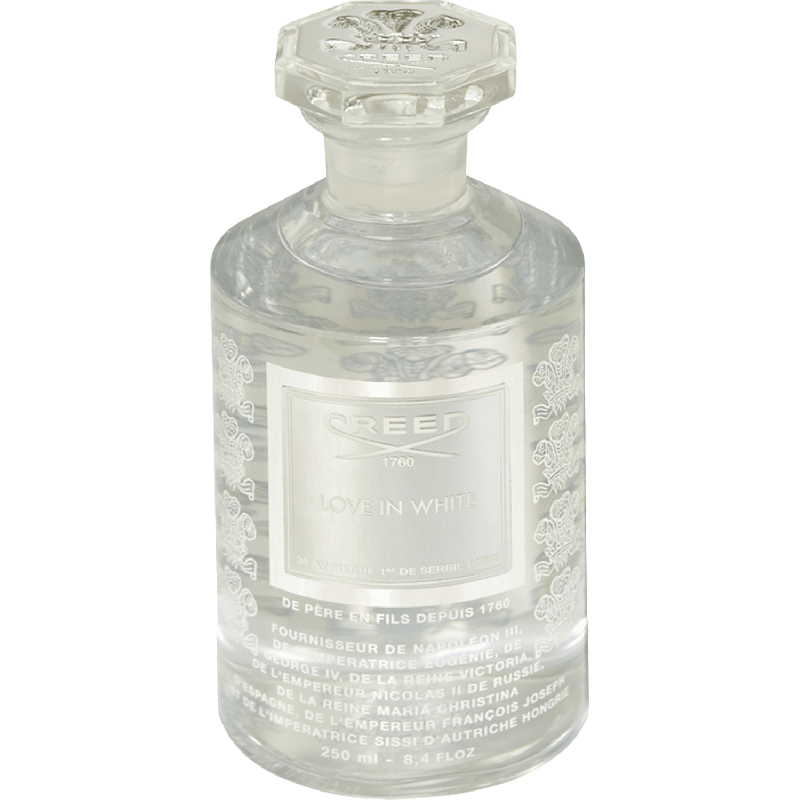Perfume Love In White From Creed Nose Paris Retail Concept Store
